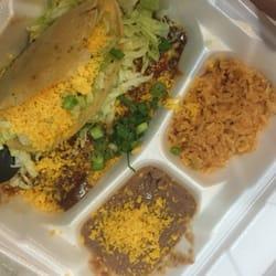 Carolina Mexican Food Peoria Az Menu