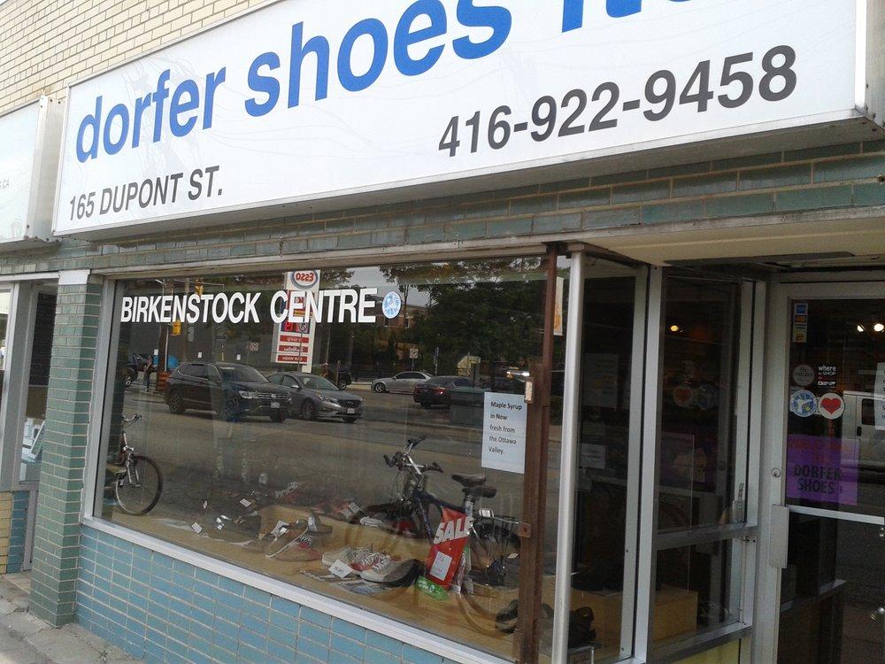 Dorfer Shoes