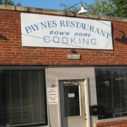 Photo Of Payne S Restaurant Centreville Va United States
