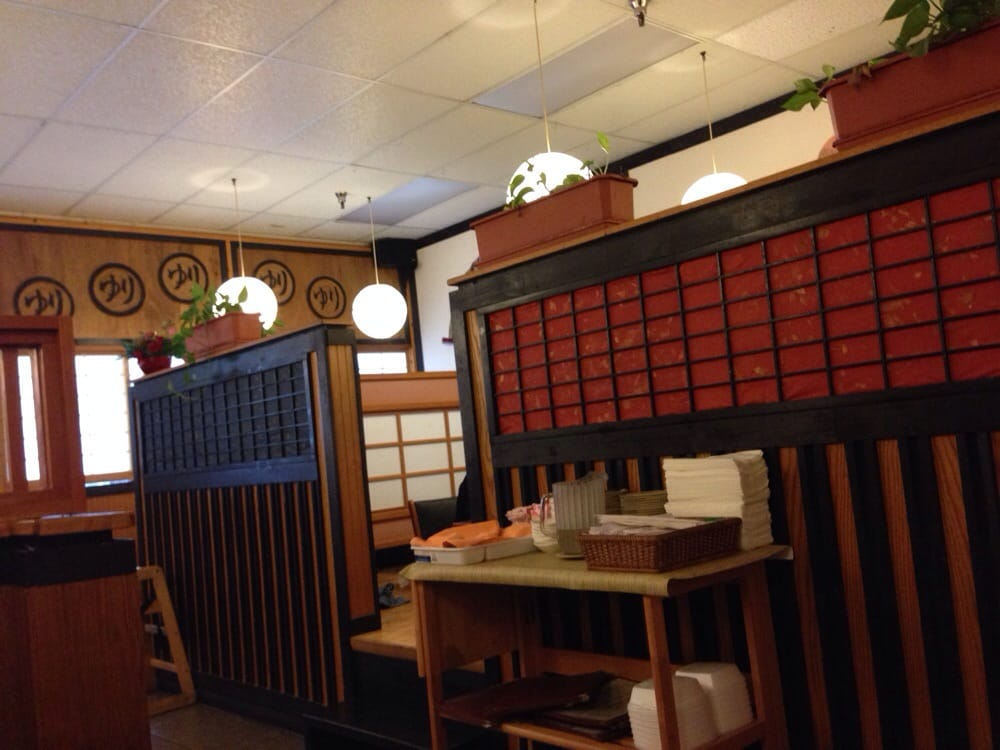 The overall decor and atmosphere yelp