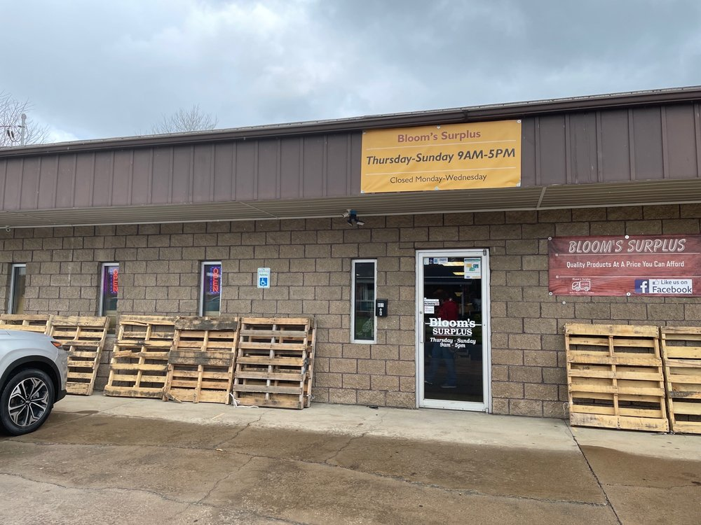 Bloom's Surplus: 801 South 4th St, Clearfield, PA
