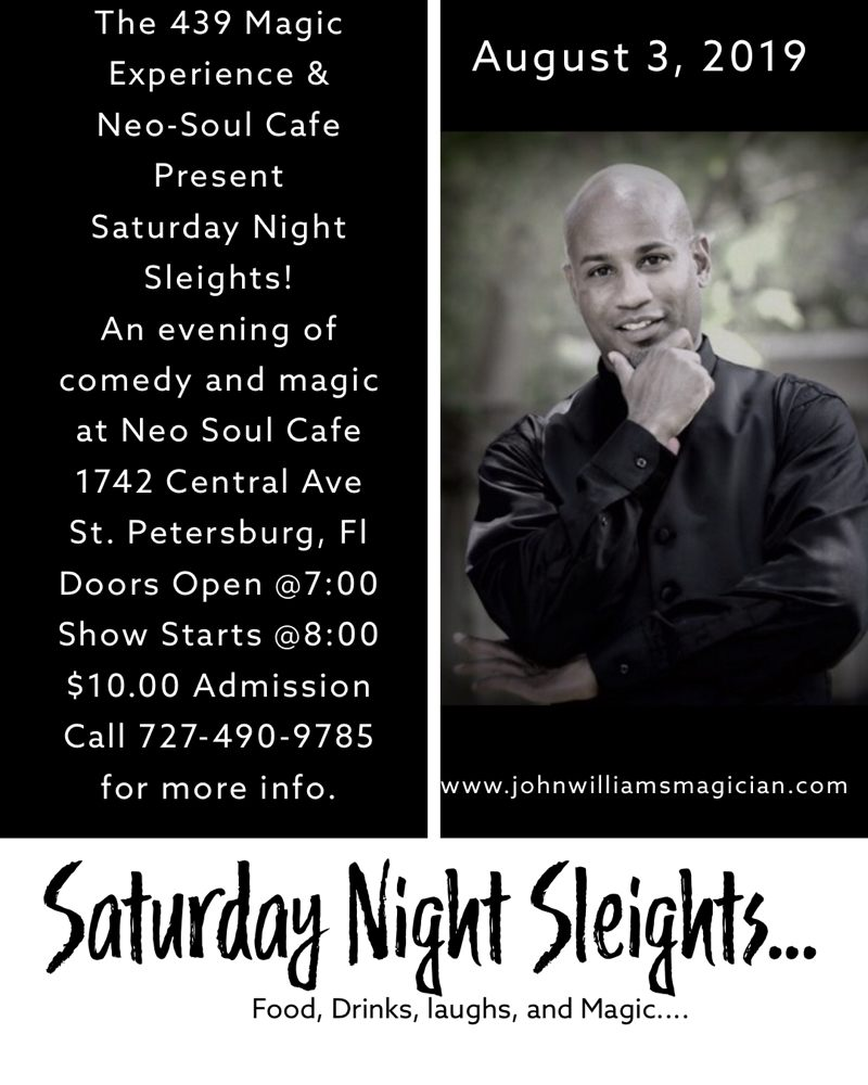 A magical night @ Neo Soul Cafe - Yelp