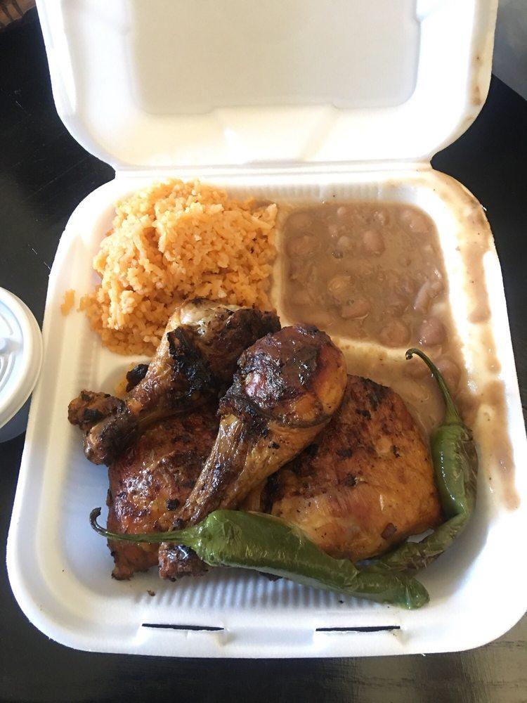Lucia's Fresh Mexican Grill & Cuisine: 4200 Norwood Ave, Sacramento, CA