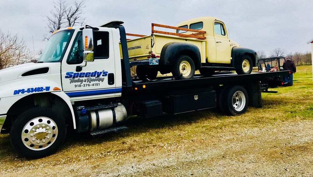 Towing business in Owasso, OK