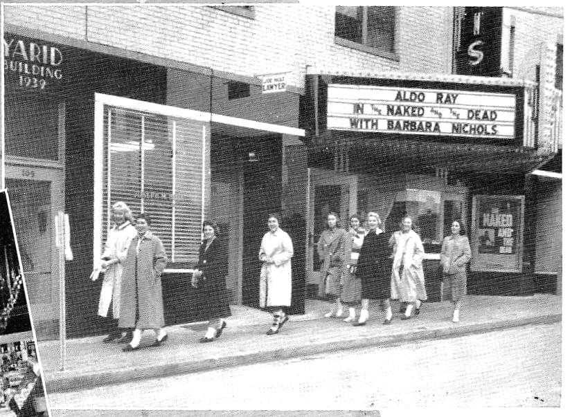Lewis Theatre: 113 N Court St, Lewisburg, WV
