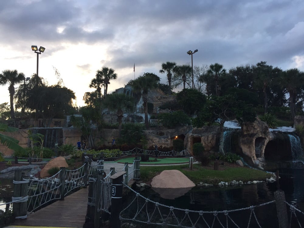 Pirate's Cove Adventure Golf: 12545 State Road 535, Lake Buena Vista, FL