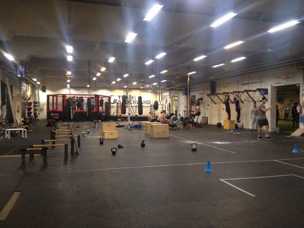 Butchers garage gyms kløverbladsgade valby