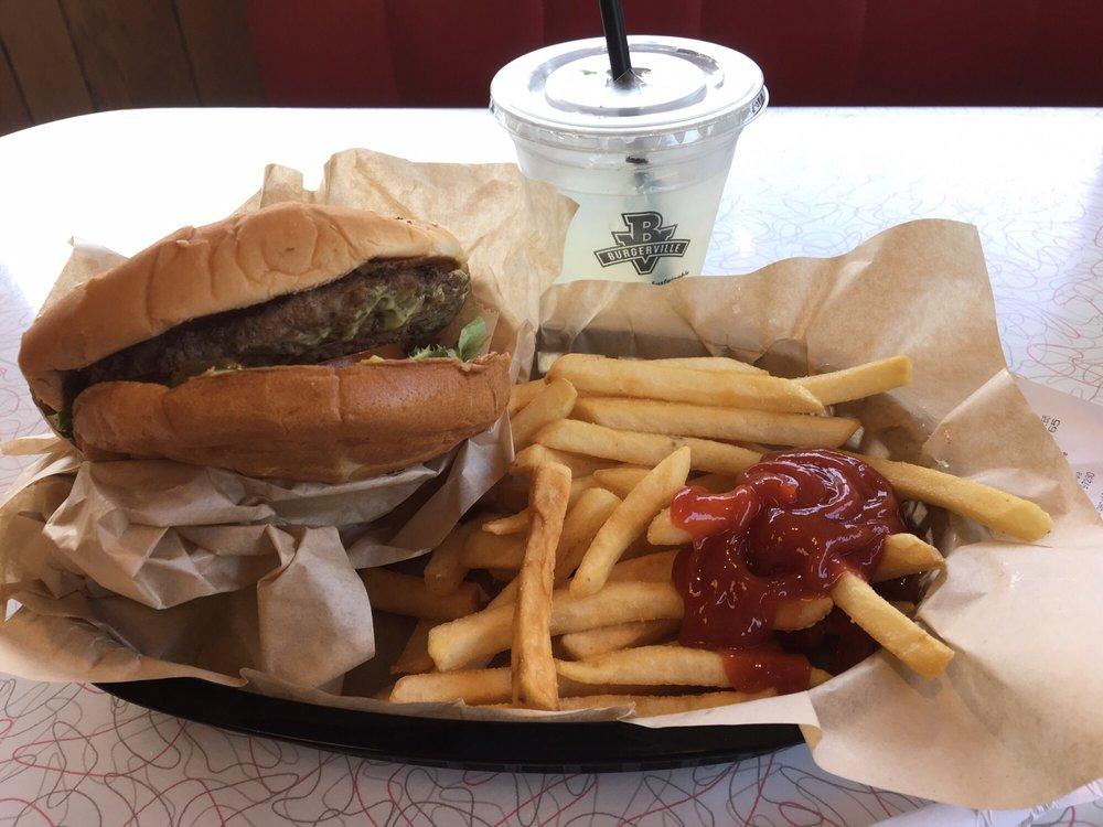 Burgerville: 4229 NE 122nd Ave, Portland, OR