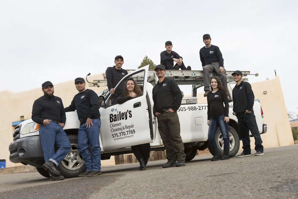 Bailey's Chimney Cleaning & Repair: Taos, NM
