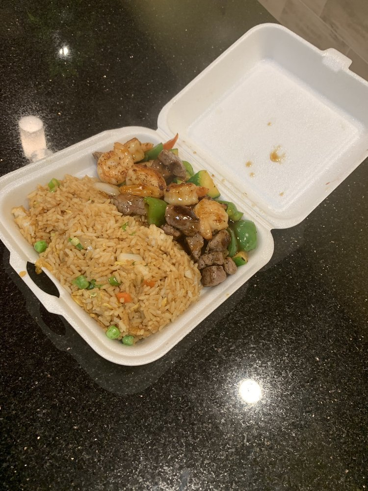 Teriyaki Express: 195 Blanding Blvd, Orange Park, FL