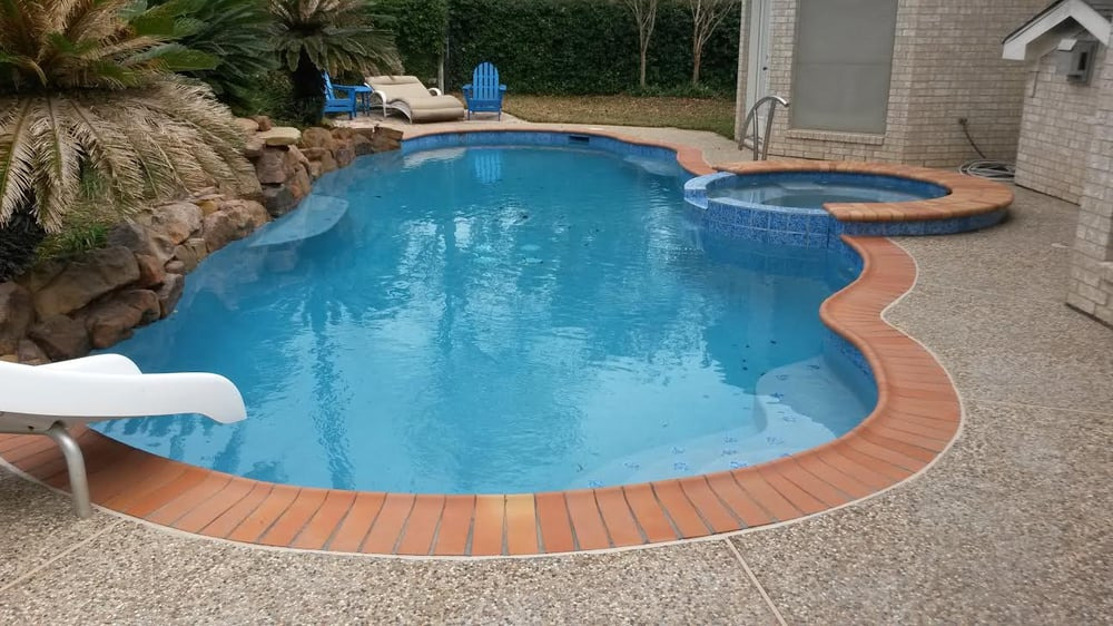 2014 cypress pool and spa remodel yelp - Windsor village swimming pool houston tx ...