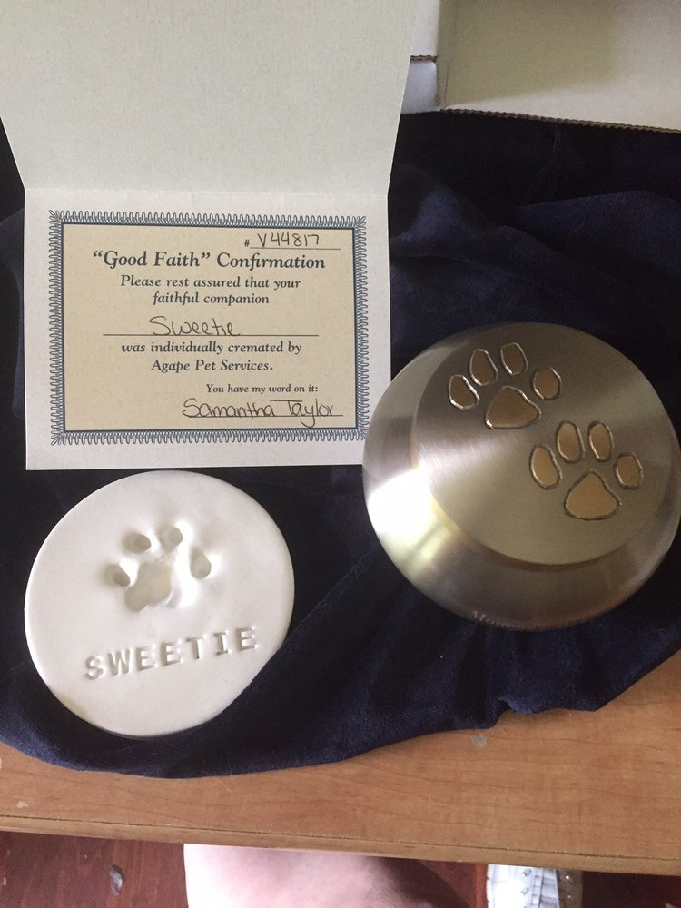 Agape Pet Services of Virginia