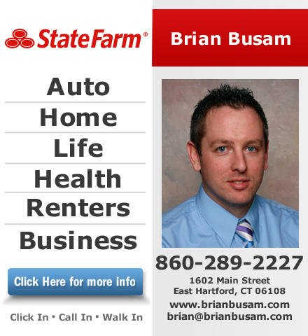 Brian Busam State Farm Insurance Agent Insurance 60 Main St Delectable Hartford Life Insurance Quotes