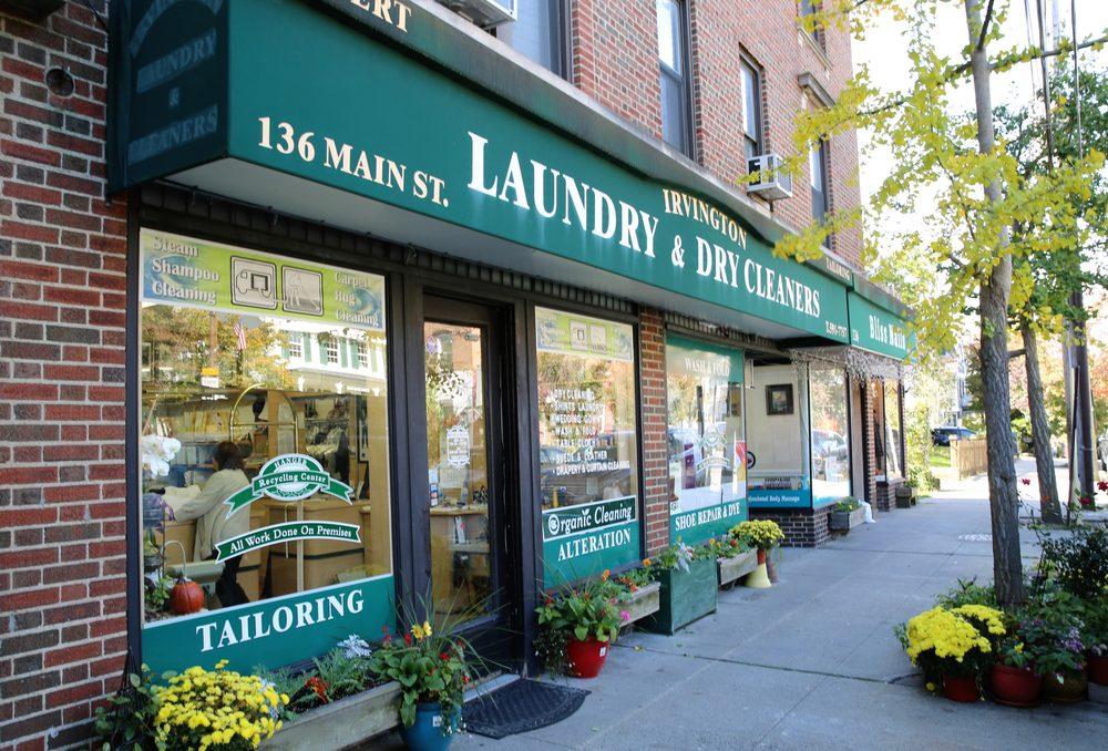 Irvington Laundry & Dry Cleaners: 136 Main St, Irvington, NY