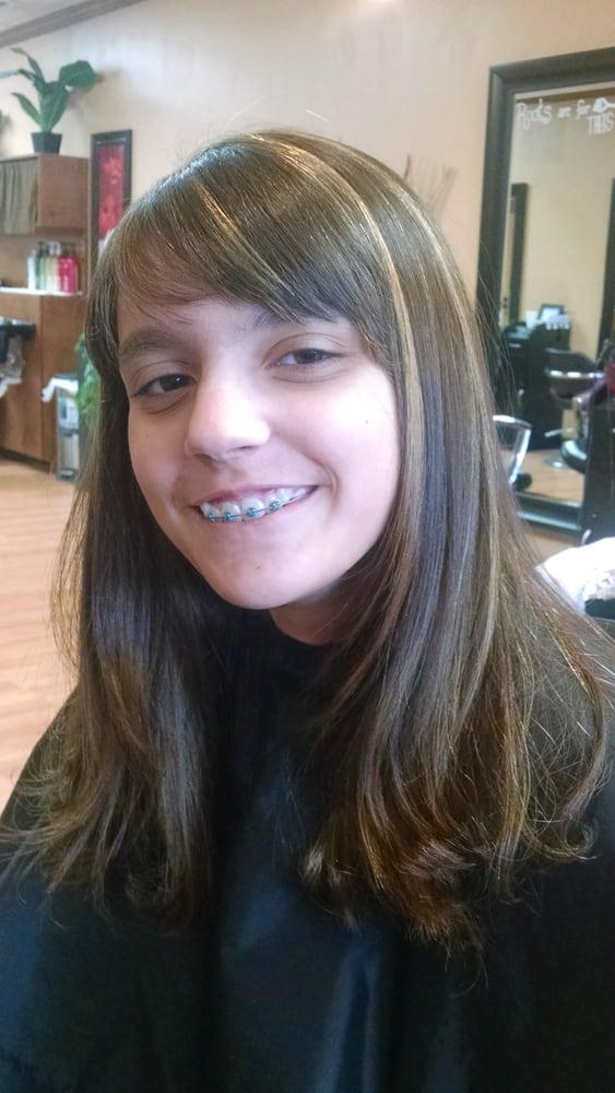Mainstream hair studio ferm 10 avis coiffeurs for Samantha oups au salon de coiffure