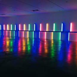 Dan Flavin Installation 16 s & 24 Reviews Art #2: 258s