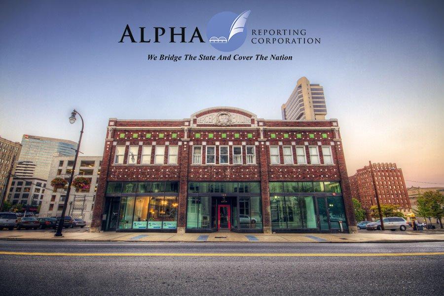 Alpha Reporting Corporation - Nashville