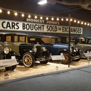National Automobile Museum Photos Reviews Museums - Reno car show