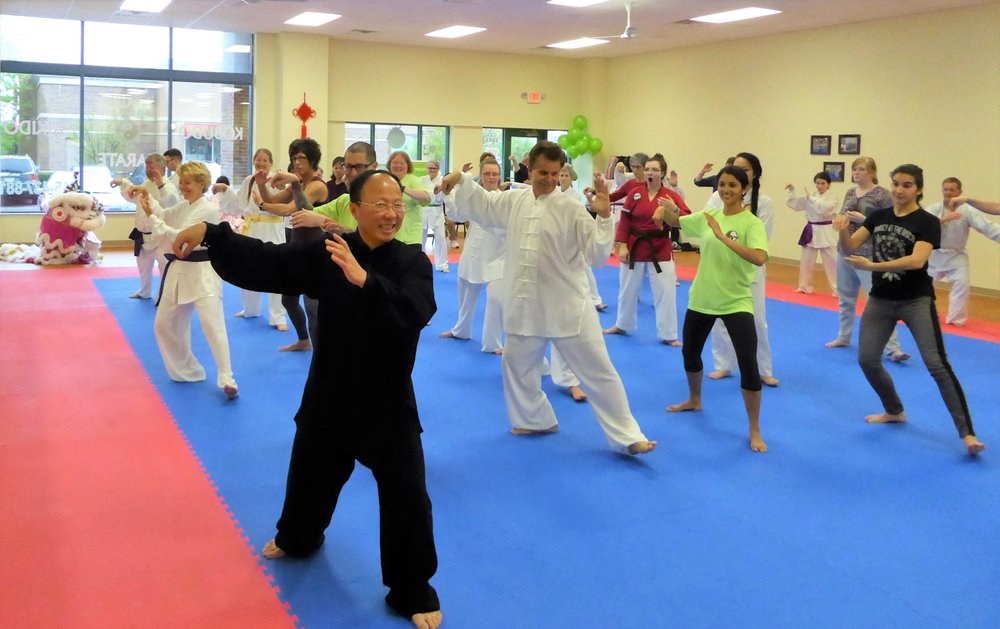 Ling's Oriental Martial Arts: 5707 Pebble Village Ln, Noblesville, IN