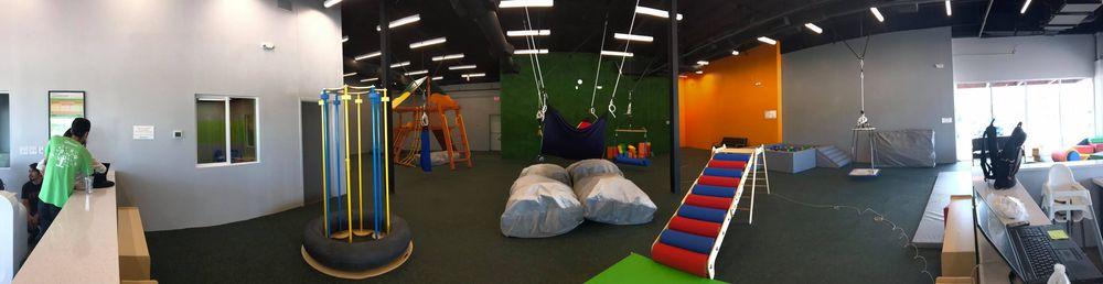 Little Land Play Gym Buda: 17301 N Interstate 35, Buda, TX