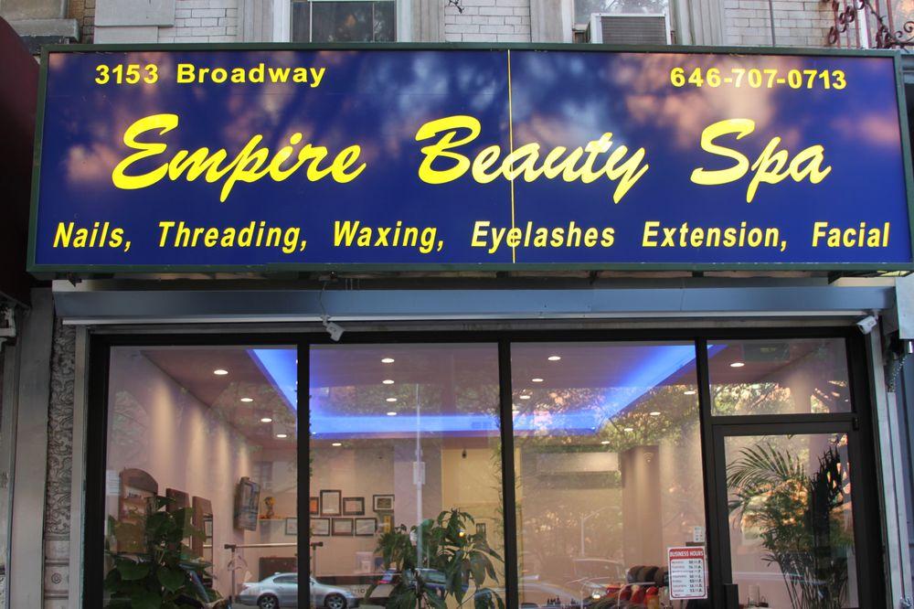 Empire Beauty Spa: 3153 Broadway, New York, NY