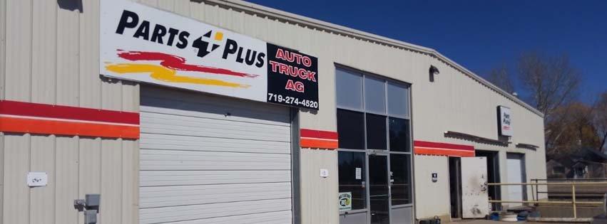 Parts Plus - Auto Truck & Ag: 508 Spruce St, La Jara, CO