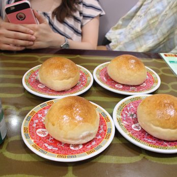 Mei li wah bakery pork bun recipes