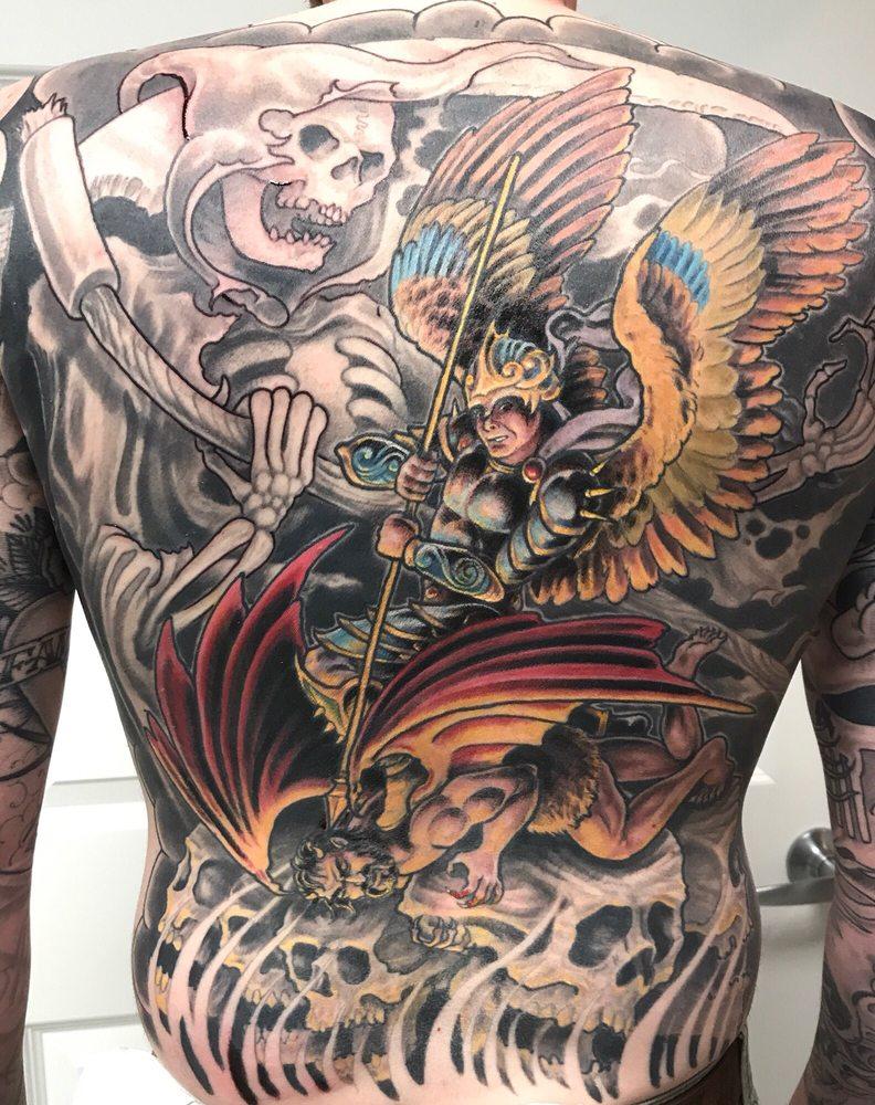 Dragonland Tattoo: 923 Mainstreet, Hopkins, MN