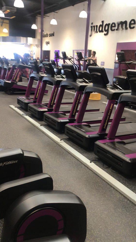 Planet Fitness: 1193 E Huntington Dr, Duarte, CA