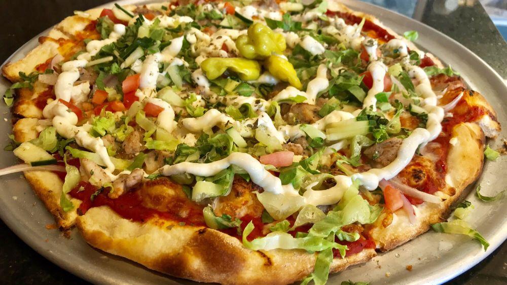 Viking Pizza and Kabob: 3740 San Fernando Rd, Glendale, CA