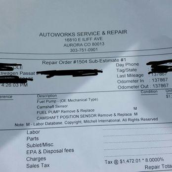 Autoworks Service And Repair 16 Photos 77 Reviews Auto Repair
