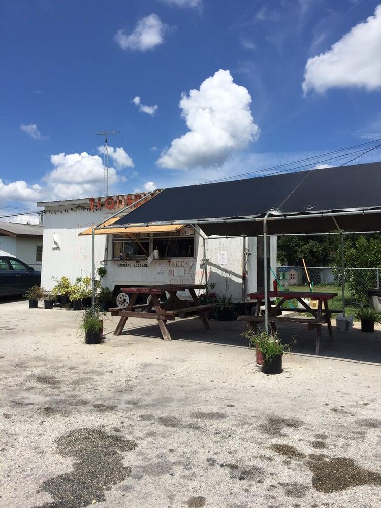 Taqueria El Buen Pastor: 4285 State Road 60 W, Mulberry, FL