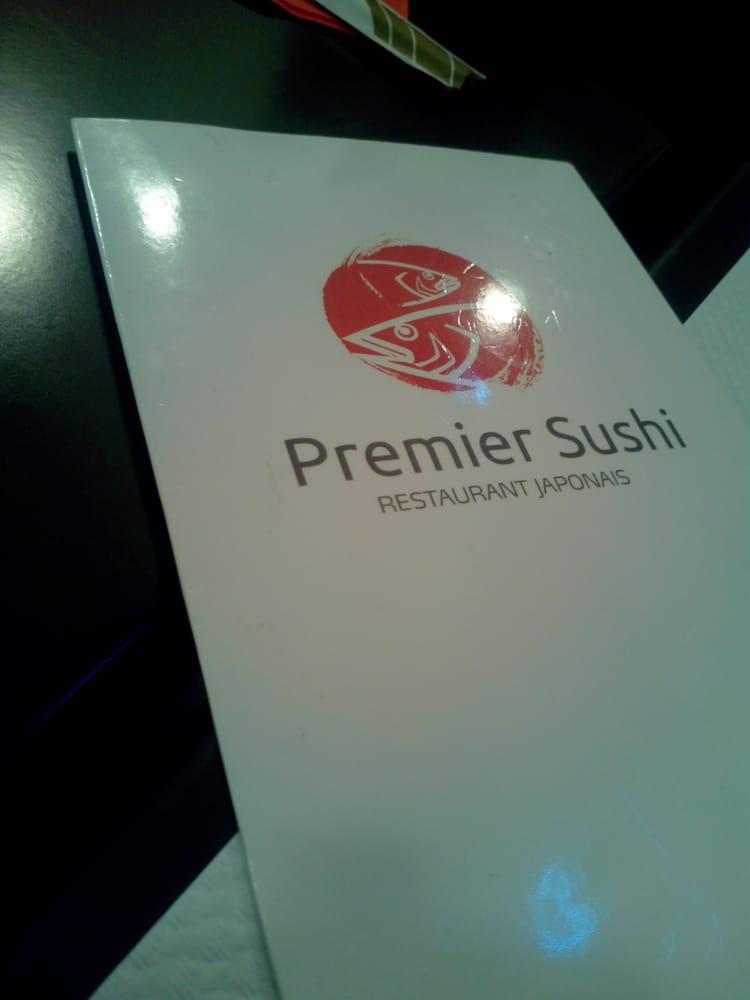 premier sushi ferm sushis 26 rue richer strasbourg. Black Bedroom Furniture Sets. Home Design Ideas