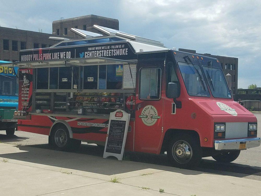 Center Street Smokehouse Truck: Batavia, NY