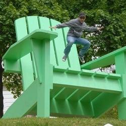 Photo of Giant Adirondack Chair - Washington DC United States & Giant Adirondack Chair - 15 Reviews - Local Flavor - 35TH And ...