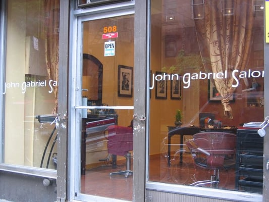 John gabriel salon 15 reviews haarstylisten 234 for 3rd avenue salon