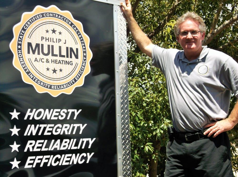 Philip J Mullin Air Conditioning & Heating, LLC: 1415 Normandy Blvd, Holiday, FL