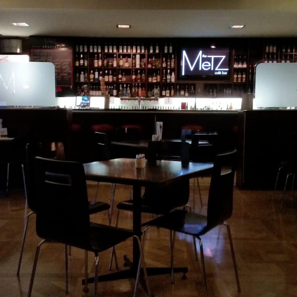Metz Cafe Bar Launceston
