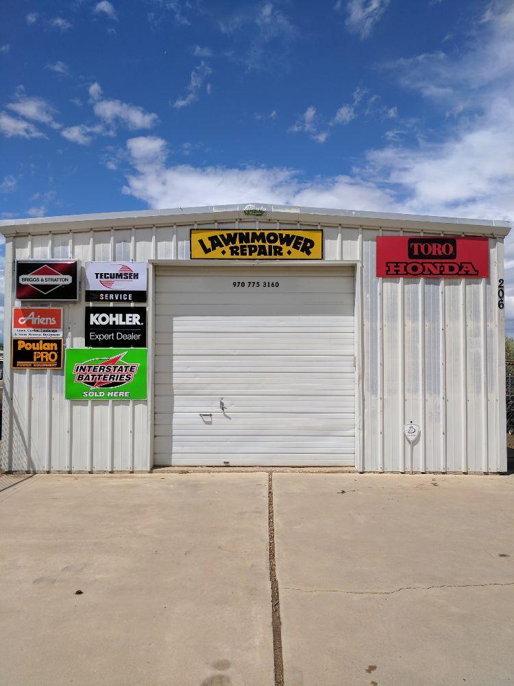 Mountain View Outdoor Power Equipment: 206 W County Rd 10 E, Berthoud, CO