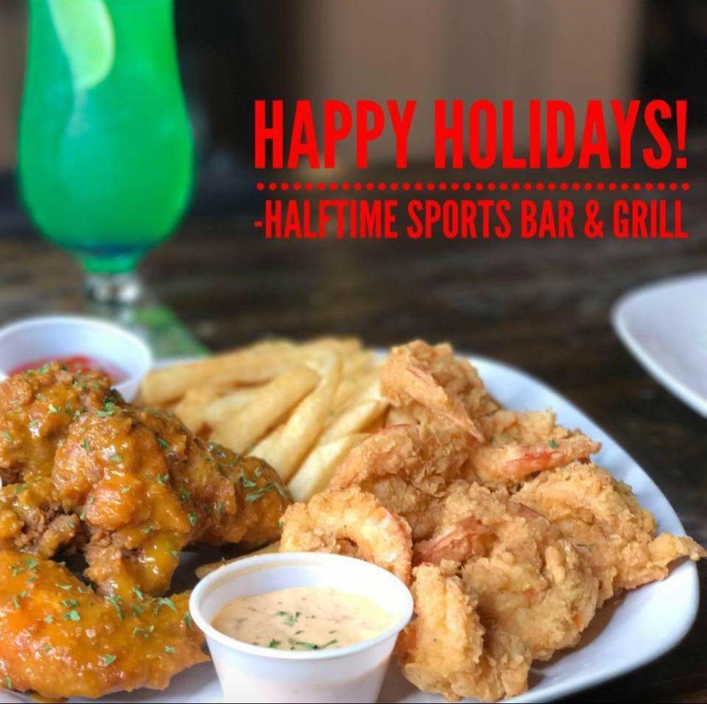 Half Time Sports Bar & Grill: 7839 US Hwy 17, Darien, GA
