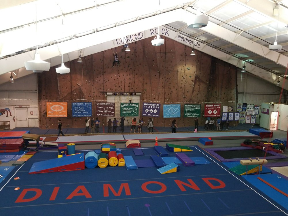Diamond Rock Climbing Gym