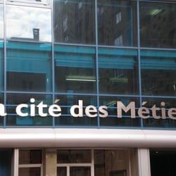 La cit des m tiers agence pour l emploi 4 rue consuls for Chambre des metiers marseille numero