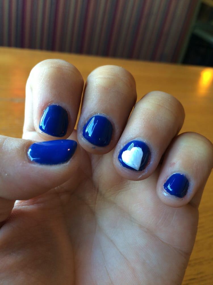 Luxe nails spa 11 photos nail salon 6605 burden for Lux salon and spa