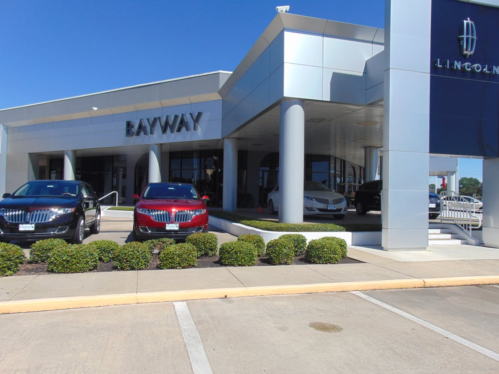 bayway image may facebook lincoln tree cloud sky id dealership car outdoor contain houston texas media baywaylincoln and
