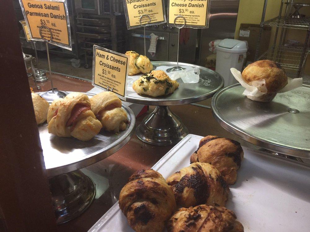 The Bread Artisans: 6925 4th St N, Saintt Petersburg, FL