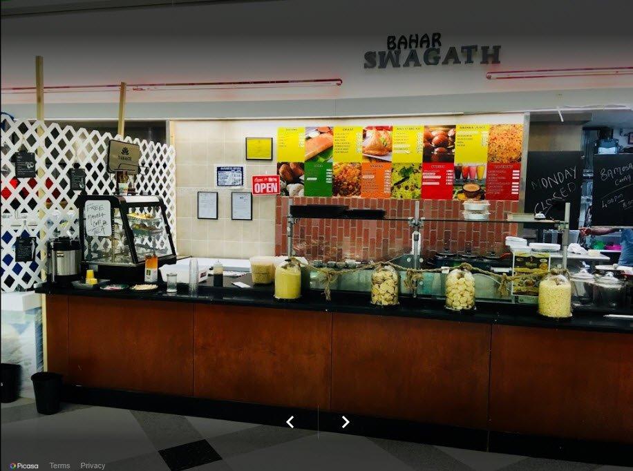 Bahar's Swagath: 43761 Parkhurst Plz, Ashburn, VA