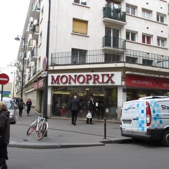 conception de la variété nombreux dans la variété profiter du meilleur prix Monoprix - 12 Avis - Supermarchés - 13/15 rue de Lévis ...