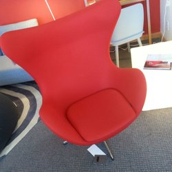 Photo of Another Home Consignment Furniture - Middleton, WI, United States.  Swivel chair