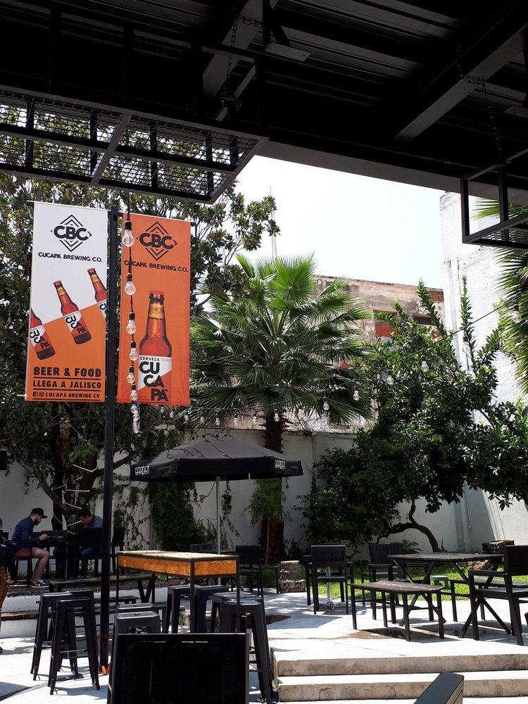 Garden Chapultepec Av Chapultepec Sur 208 Guadalajara