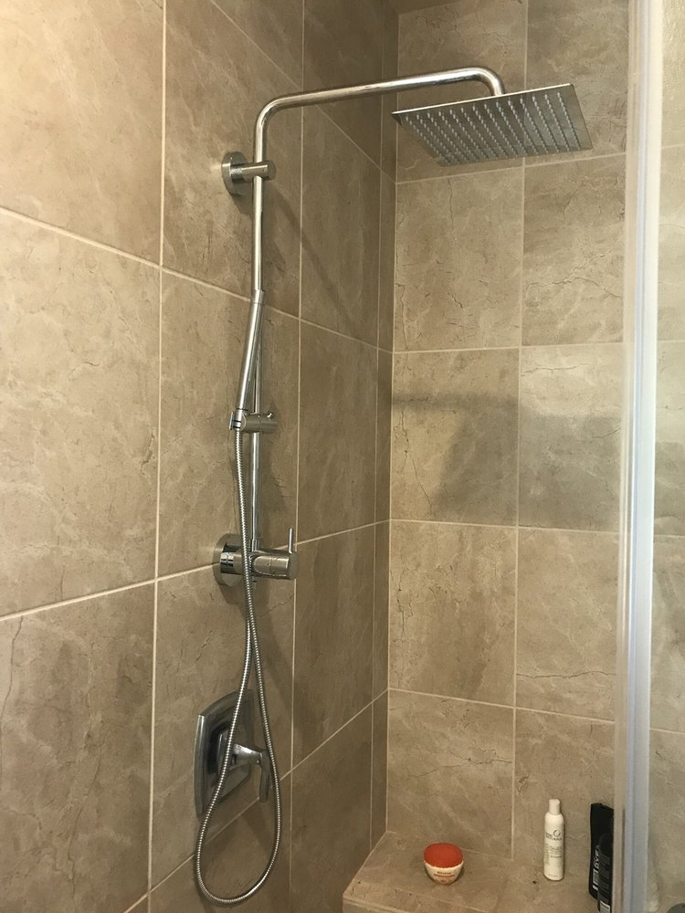 Hans Grohe Retrofit installation done by Tony - Yelp